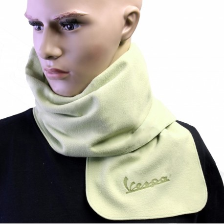 Fleece Sjaal VESPA Groen
