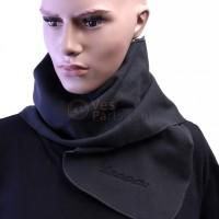 Vespa Fleece Sjaal zwart