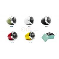 Alarmklok Koplamp Vespa, zwart, wit, groen, rood of geel