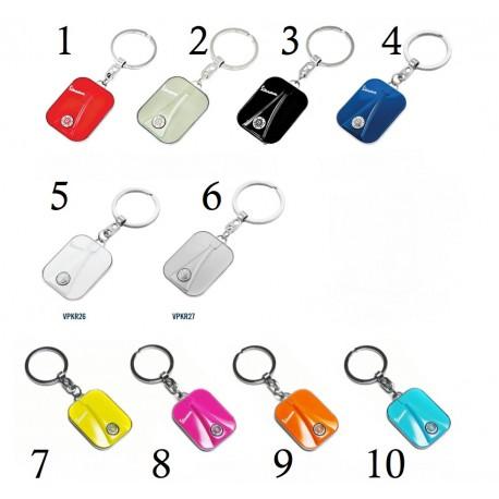 Sleutelhanger Vespa Front (diverse kleuren)