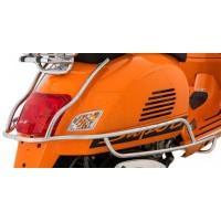 Valbeugel achter Vespa GTS/GTS Super/GTV/GT 60, 125-300ccm, origineel Vespa, chroom