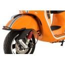 Voorspatbordbeugel Vespa GTS/GTS Super/GTV /GT 60/GT/GT L 125-300ccm, FA ITALIA, mat zwart