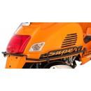 Valbeugel achter Vespa GTS/GTS Super/GTV /GT 60, 125-300ccm, FA ITALIA, mat zwart