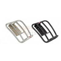Bagagedrager achter voor Vespa GTS/GTS Super/GTV /GT 60/GT L 125-300ccm 4T LC, chroom of zwart