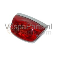 Achterlicht Vespa LX/LXV/S chroomrand