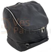 De originele Vespa tas, exclusief ontworpen voor de Vespa 946 3V i.e. 125ccm, echt leer, zwart