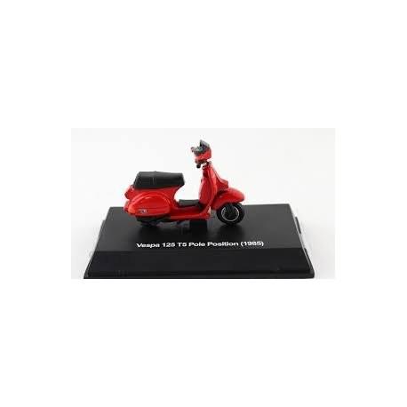 Miniatuur Vespa 125 T5 Pole Position (1985)