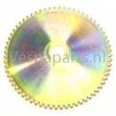 06: Starterkrans/Poelie C13-C18-C25-C27-C28 Vespa ET2/ET4/LX/LXV