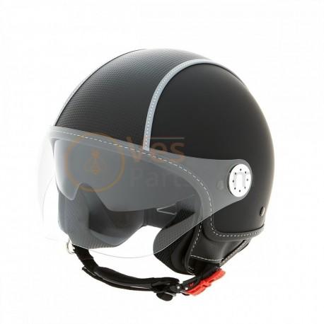 """Vespa Helm """"Copter-Y"""" zwart 98/A"""