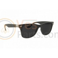 Zonnebril Vespa Black (mat zwart)
