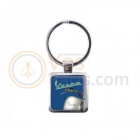 Sleutelhanger Vespa ACMA  blauw