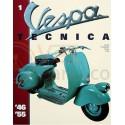 Vespa Tecnica boek 1: 1946 t/m 1955