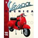Vespa Tecnica boek 3: 1965 t/m 1976