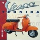 Vespa Tecnica boek 6: Colours