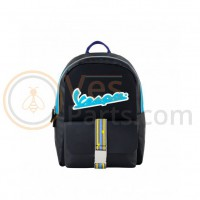 Vespa V-Stripes Backpack Geel