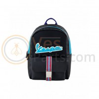 Vespa V-Stripes Backpack Rood