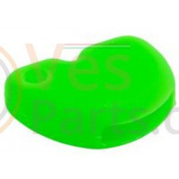 Vespa Sleutelovertrek Groen Silicone