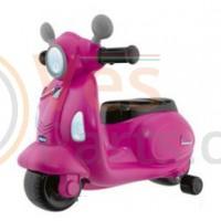 Vespa Kinderscooter Chicco Roze