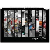 Kalender Vespa 2020