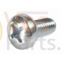 Kruiskopschroef voor cilinderkap