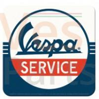 Onderzetter Vespa Service