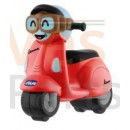 Speelgoed Scooter Chicco Vespa Rood