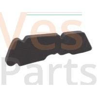03: Luchtfilter Element Vespa LX/LXV/S/Primavera/Sprint 2T 50-150cc