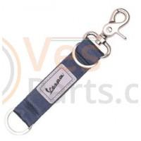 Sleutelhanger Vespa Journey Blauw