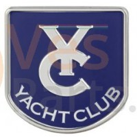 Typeplaatje Yacht Club