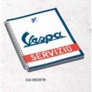 Blocnote Vespa Servizio