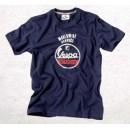 T-shirt Vespa Service Blauw (nieuw!)