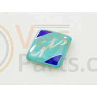 Embleem Sierstrip Voorspatbord Vespa GTS 125,250,300