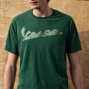"""Reflex"" Vespa Shirt heren (groen, paars, wit, zwart)"