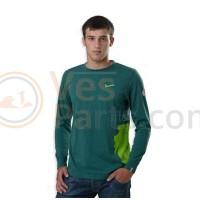 """""""M/L"""" Vespa T-Shirt heren (wit, grijs, rood, groen)"""