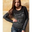 Vespa T-Shirt dames Long Sleeve (diverse kleuren)