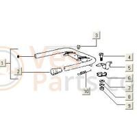 Middenstandaard V5X-VAM-V5P PK 50