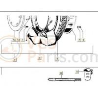 Wieldop (grijs) VNX/VSX PK50
