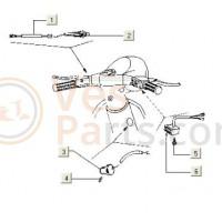 Startschakelaar VNX<>VSX-V5X-V5P-VA5 PK50