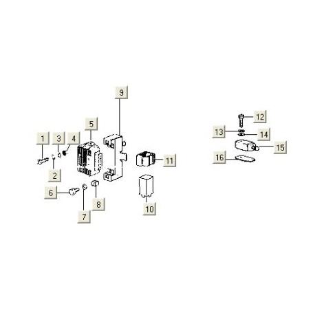 Knipperlicht Automaat PK50