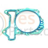 Cilindervoetpakking 0,6 mm Vespa GTS/GTS Super/GTV/GT60/GT/GT L