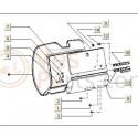 Onderstuk bagage vak Vespa Pk 50
