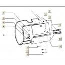 Beenschildkoffer O. Deksel V5X3T PK50
