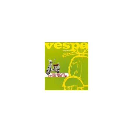 Boek Vespa: The Complete History From 1946