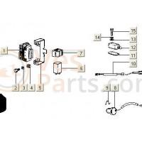Contactslot V5N-VSR PK50