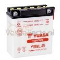 Yuasa YB5L-B Accu 12V 5Ah Vespa ET2/PK50