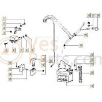 Accuklemband M26-VSX-C14 PK50 V5N