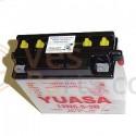 Yuasa YB7-A droge Accu 12V 8Ah Vespa ETS/PK/PX