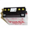 Yuasa YB7-A droge Accu 12V 8Ah Vespa ETS/PK/PX imitatie