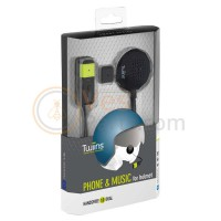 Vespa Helm Bluetooth Communicatie Twiins HF1