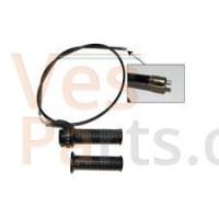 07: Gashandel compleet Vespa LX/LXV/S 2T
